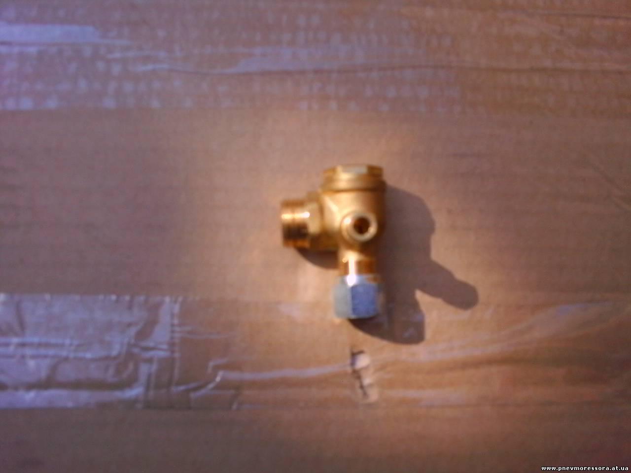 Обратный клапан на ресивер своими руками 35